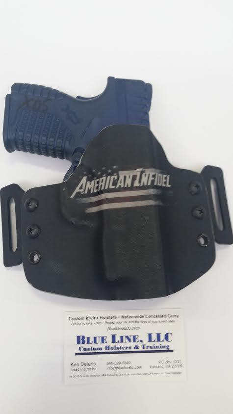 American Infidel Flag