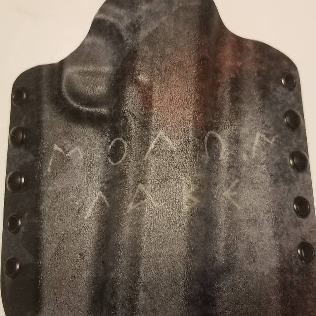 Molon Labe holster